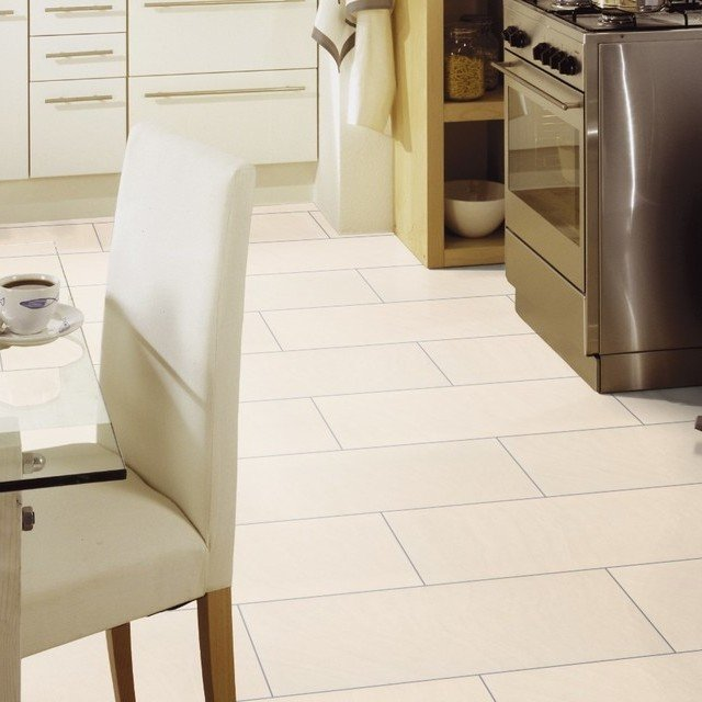 Kronotex Mega 8mm Kamala Tile Effect4V Laminate Flooring