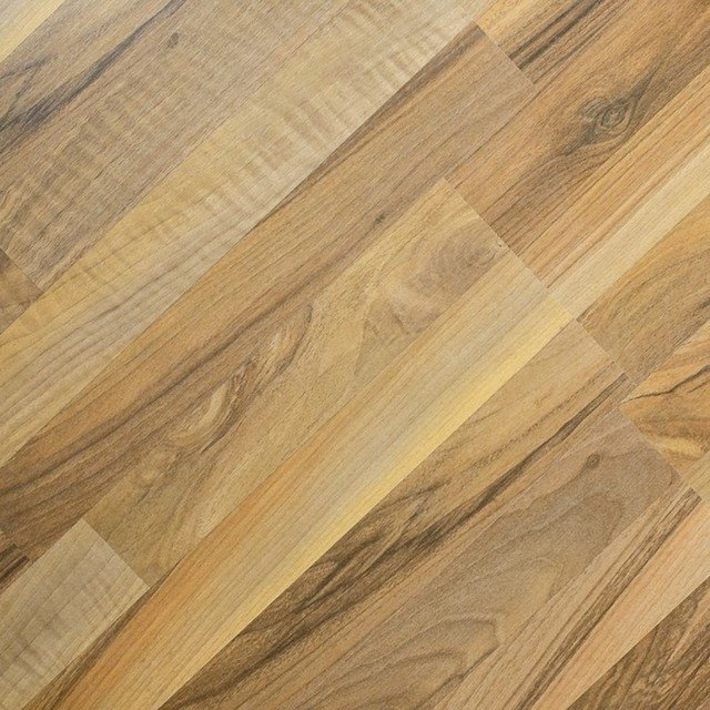 Kronotex Basic Ticino Walnut Laminate Flooring