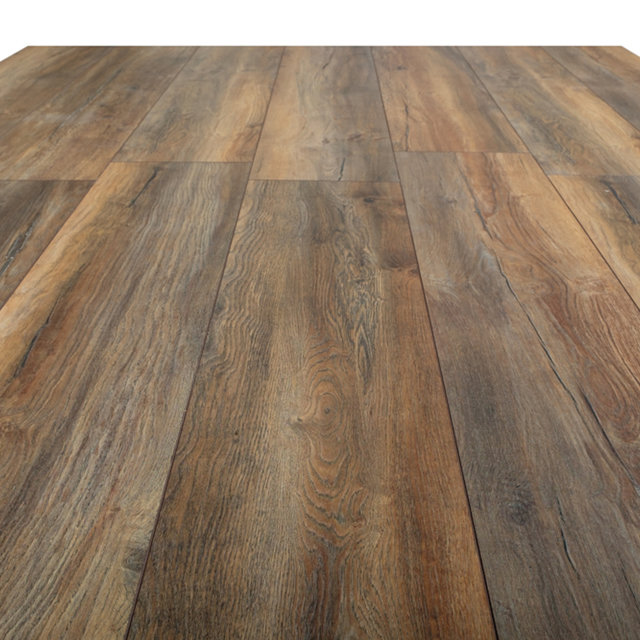 kronotex exquisit 8mm harbour oak 4v laminate flooring
