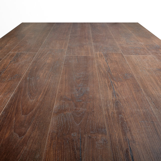 Kronotex Exquisit 8mm Nostalgia Teak 4V Laminate Flooring
