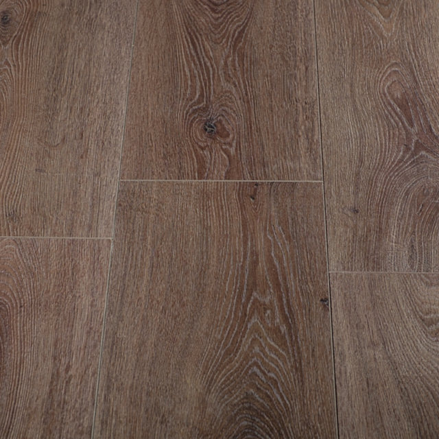 Kronotex Exquisit 8mm Prestige Oak Dark 4V Laminate Flooring