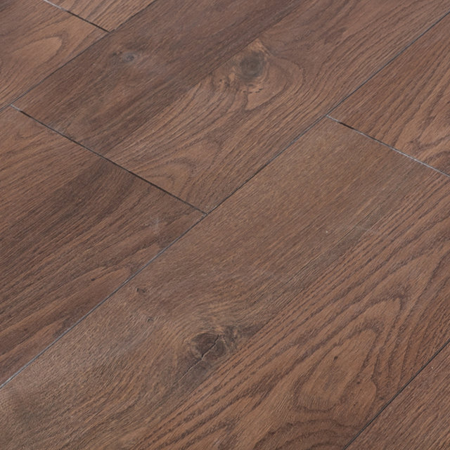 Kronotex Exquisit Plus 8mm Palace Oak Dark Laminate Flooring
