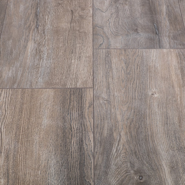 Kronotex Exquisit Plus 8mm Harbour Oak Grey Laminate Flooring