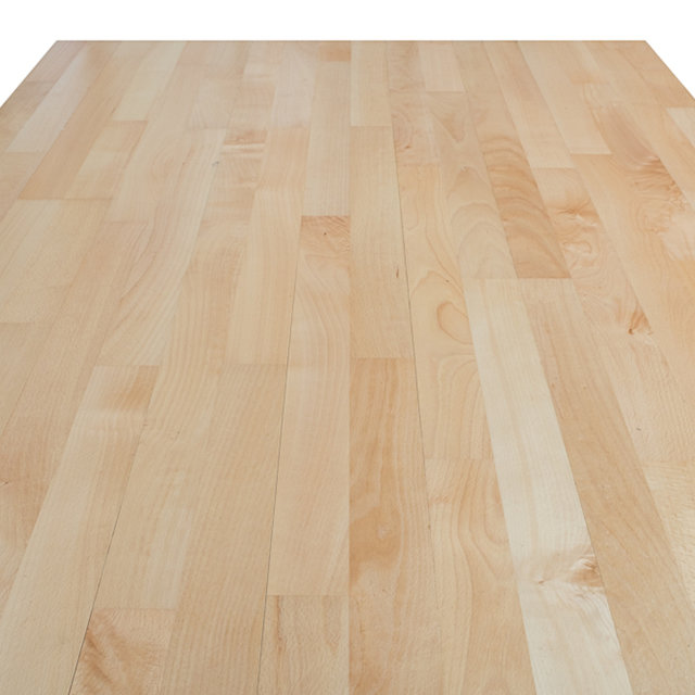 Junckers solid beech classic mm wood flooring