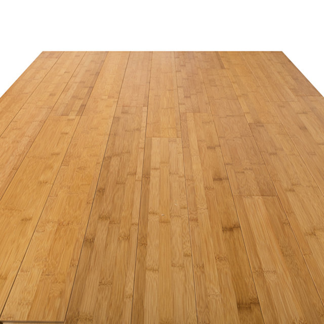 Bamboo carbonized solid natural hardwood flooring for Real wood flooring sale