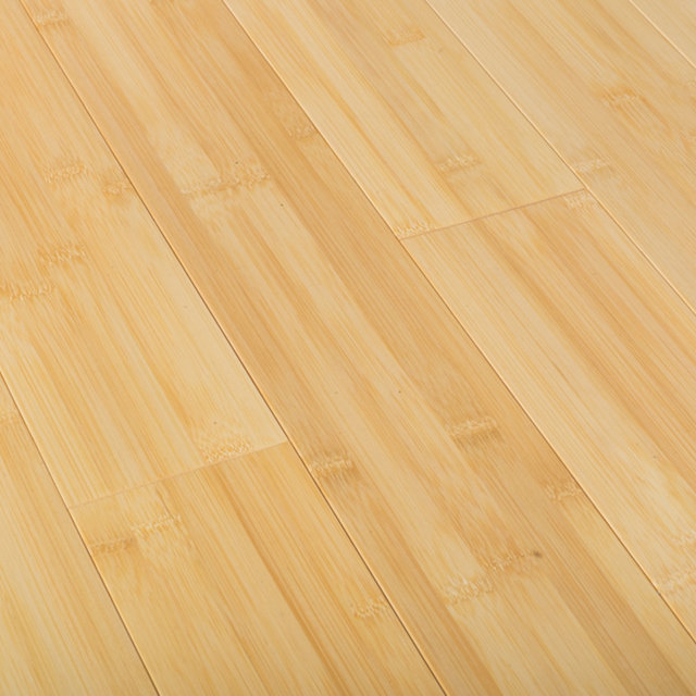 Solid Bamboo Natural Hardwood Flooring (Horizontal) Thumbnail
