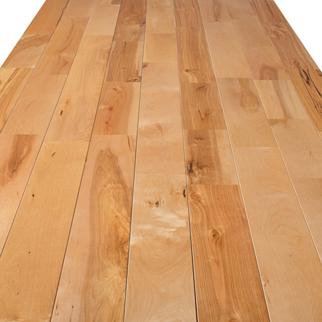 Birch solid hardwood flooring sale direct