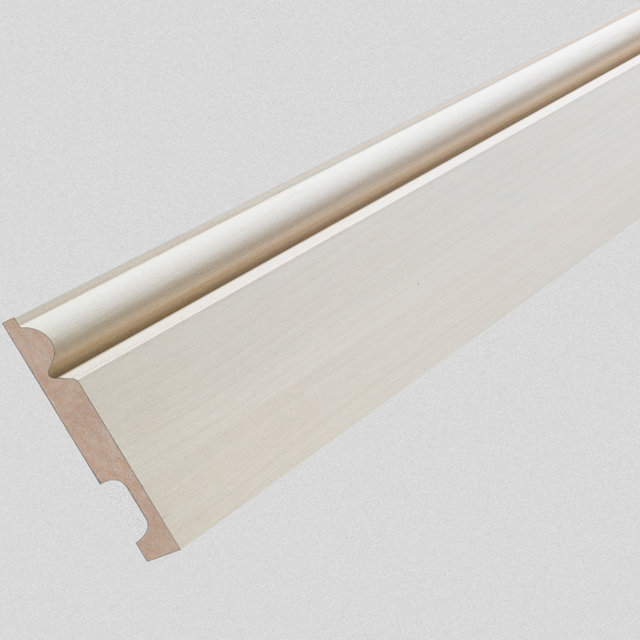 "MAPLE 5"" SKIRTING 2.4M"