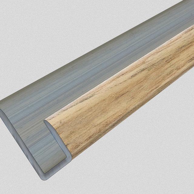 Uk Flooring Direct Harvest Oak Laminate: Dural Harvest Rustic Oak 3ft Box Section Flooring Trim