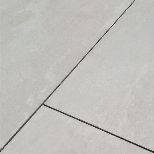 Bionyl Pro 8mm Quicksilver Tile Effect, White Waterproof Laminate Flooring