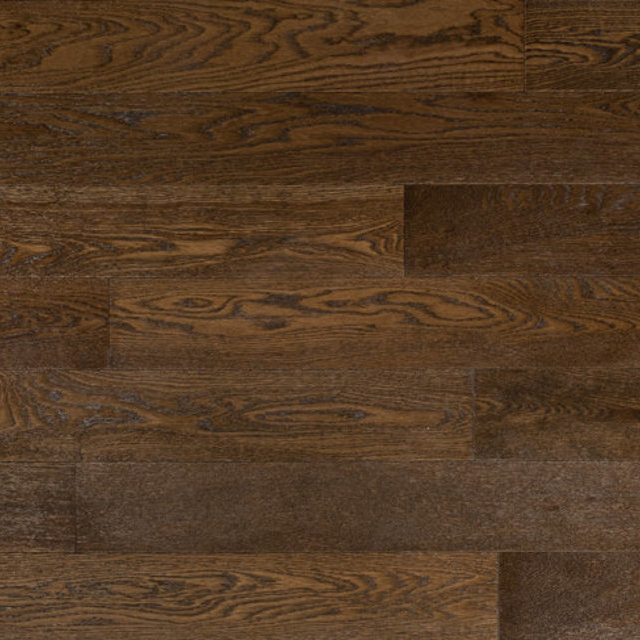 Engineered Hardwood Smoked Oak Flooring