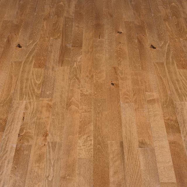 Junckers Solid Raw Sugar 14mm Solid Wood Flooring