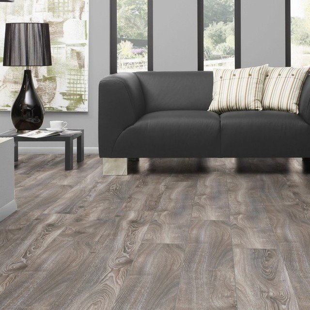 Kronotex Mammut 12mm Highland Oak Titan 4V Laminate Flooring