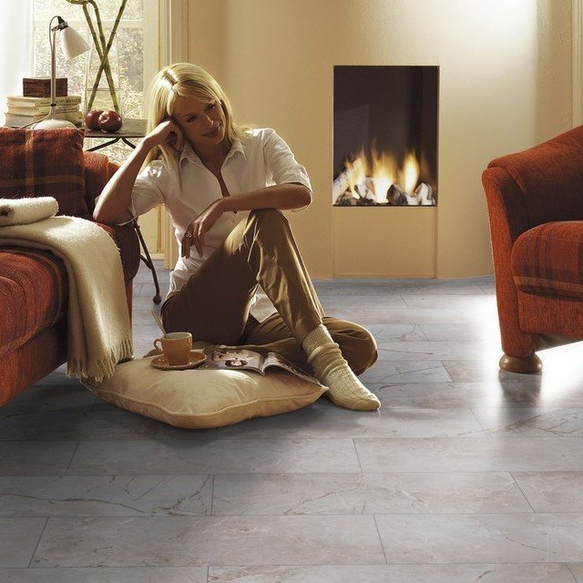 Kronotex Mega Plus Naxos Tile Effect Laminate