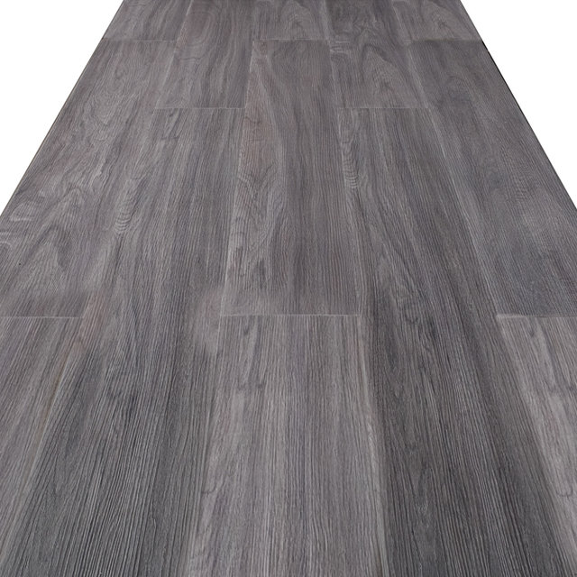 Luxury Casablanca Medium Grey Oak Plank