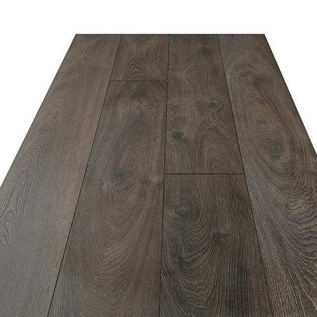 Swiss Chrome Arosa Oak Laminate Flooring Thumbnail