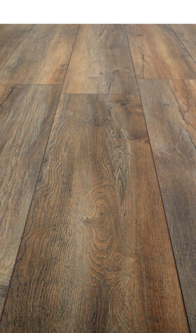 Kronotex Exquisit Plus 8mm Harbour Oak 4V Laminate Flooring