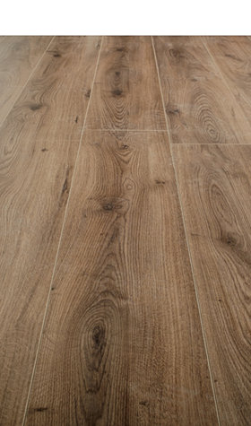 Kronotex Smart 7mm Millenium Oak Brown 4V Laminate Flooring
