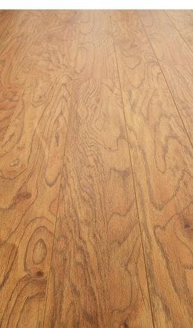 Bamboo Carbonized Solid Natural Hardwood Flooring