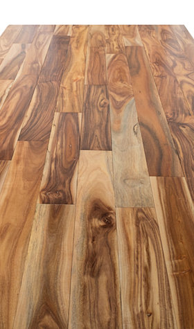 Solid Acacia Hardwood Flooring 18mmx75mm RL