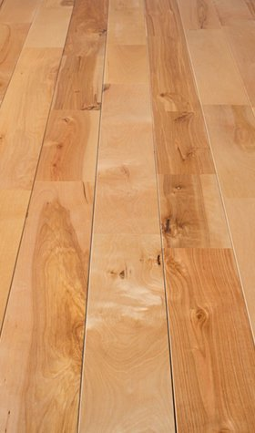 Solid Birch Hardwood Flooring 18mmx125mm