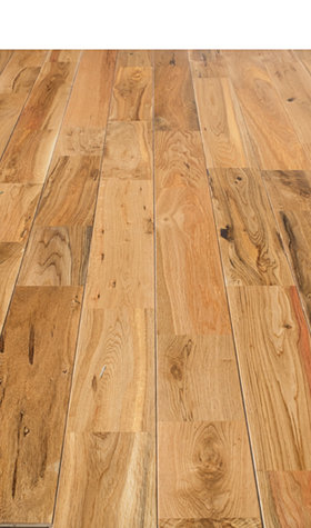 Solid Oak Hardwood Flooring, 15mm x 90mm