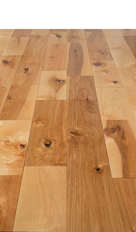 Solid Canadian Birch Hardwood Flooring 19mmx108mm