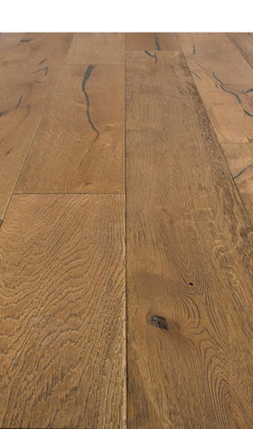 Engineered Oak Light Brown Hardwood Flooring 20/5mm x 190mm x 1900mm