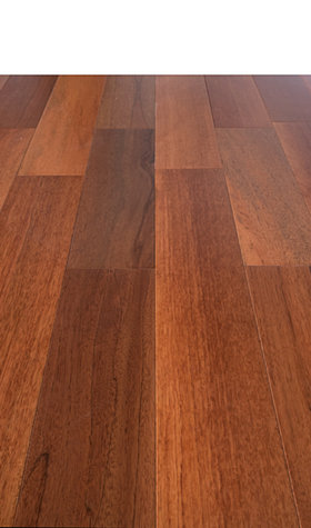 Solid Merbau Hardwood Flooring, 18mmx122mm