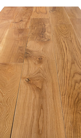 Solid Lacqured Oak Hardwood Flooring 18mmx180mm