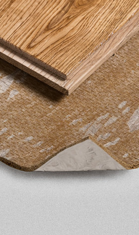 Solid Wood Flooring Accessories Underlay Beading