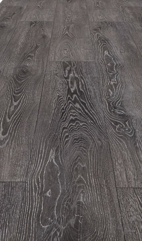 Kronotex Mammut 12mm Highland Oak Black Laminate Flooring