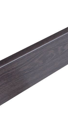 "DARK GREY 3"" SKIRTING/FACING 2.4M"