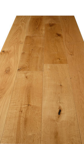 Engineered Oak Brushed & Laquered Hardwood Flooring 14/3mmx150mm