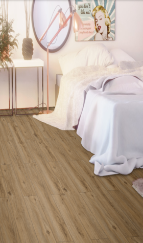 LVT Jackson Oak Luxury Vinyl Plank 6mm