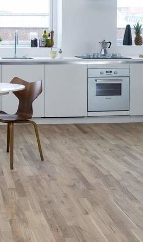 Junckers Solid Oak Nordic Variation 14mm Solid Wood Flooring