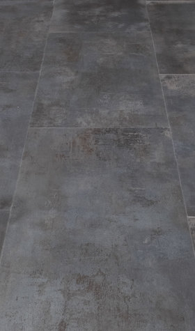 Luxury Vinyl Dorato Stone Dark Tile