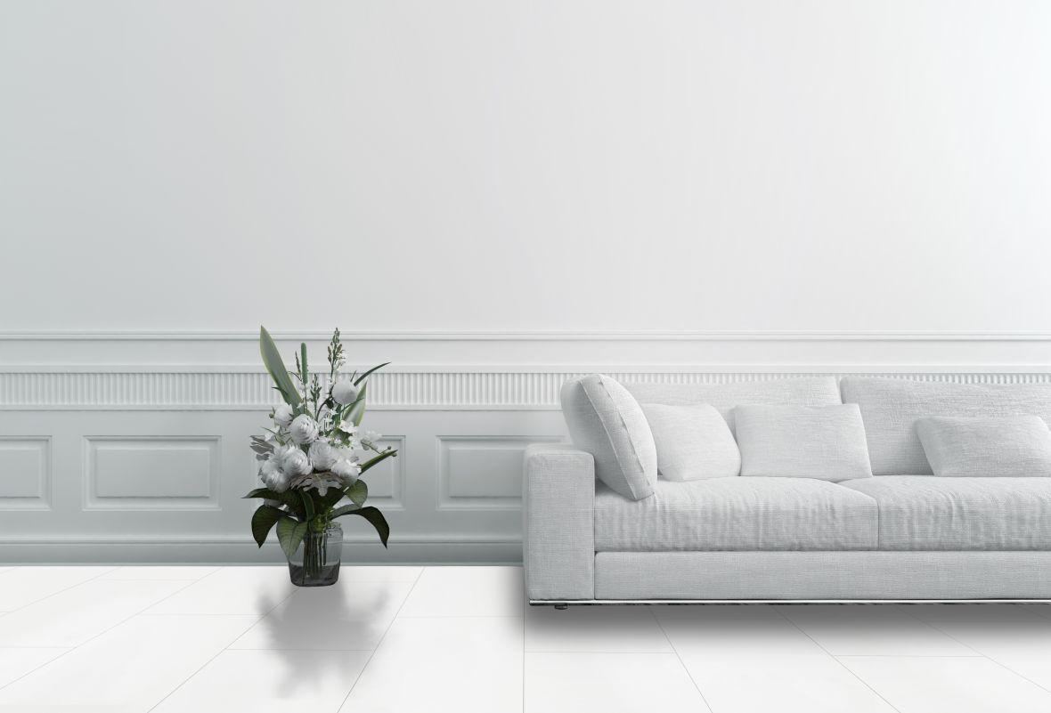 Kronotex Glamour Gloss Tile Effect Laminate Flooring